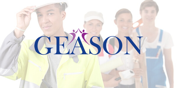 A note from Geason on Training and Apprenticeships