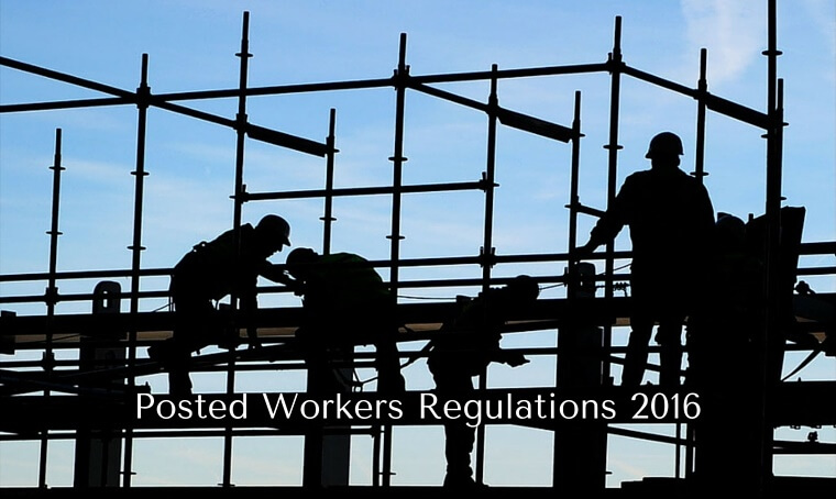Posted Workers Regulations 2016 (Enforcement of Employment Rights)