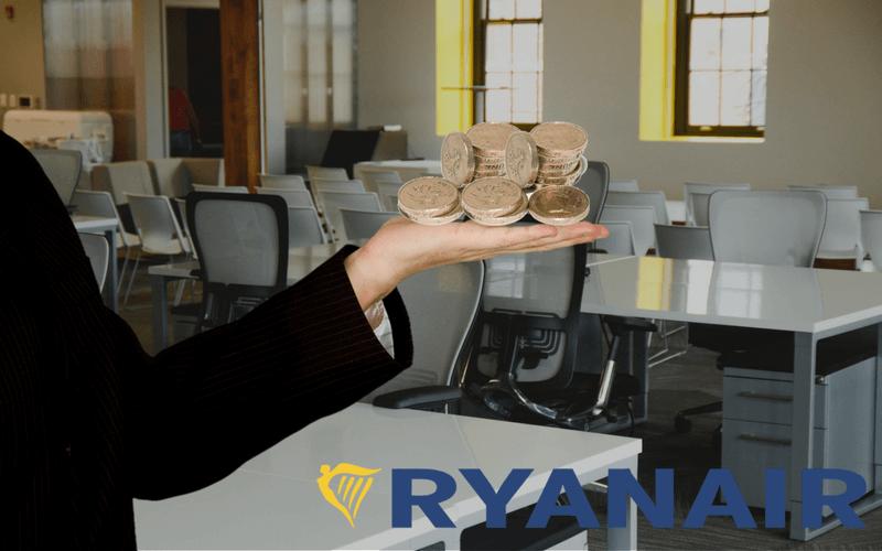 Ryanair boss offering staff 'goodies'
