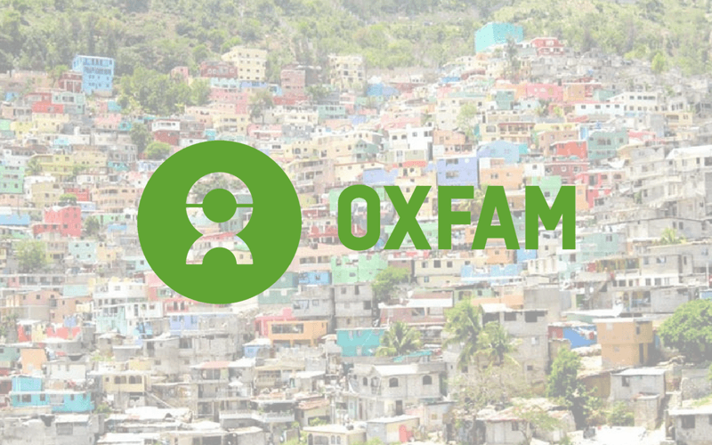 Oxfam aid workers involved in sexual misconduct