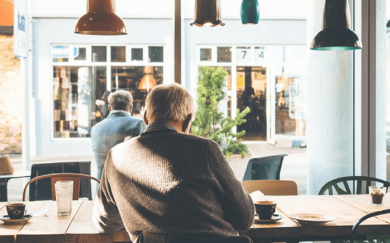 Half of employees continue to work after they reach the state pension age
