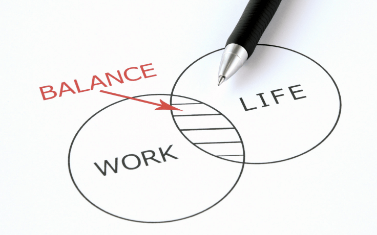 Managing working life and 'real' life