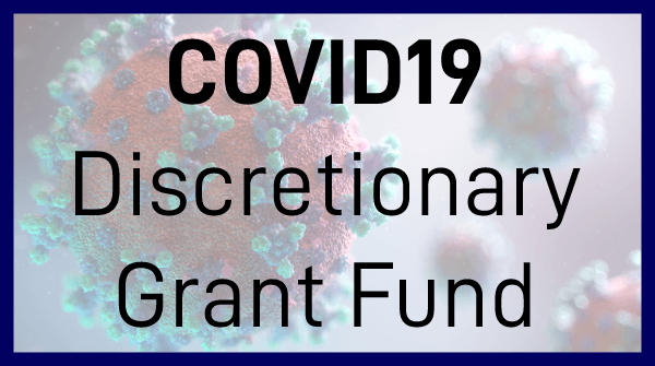 COVID19 Discretionary Grant Fund for Small Businesses