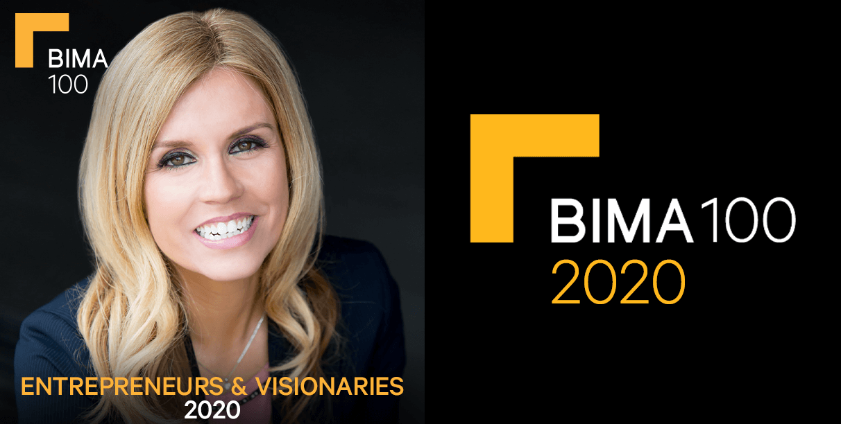 Victoria Brown joins the BIMA 100