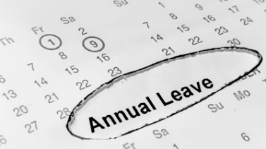 Can annual leave be carried over from 2020?