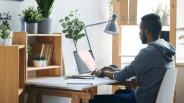 Remote working jobs tripled since 2020