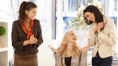 Creating workplace happiness