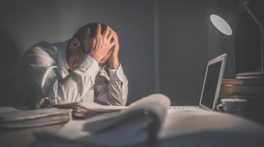GP's seeing increase in work-related stress